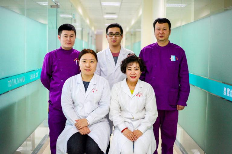 Лечение зубов в китае хэйхэ цены